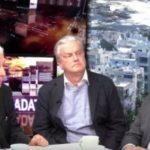 Barát Tamás az AmHunCham NY elnöke, Dr. David Ferenc a VOSZ Főtitkára, Zsabka Zsolt, az AmHunCham NY tanácsadója