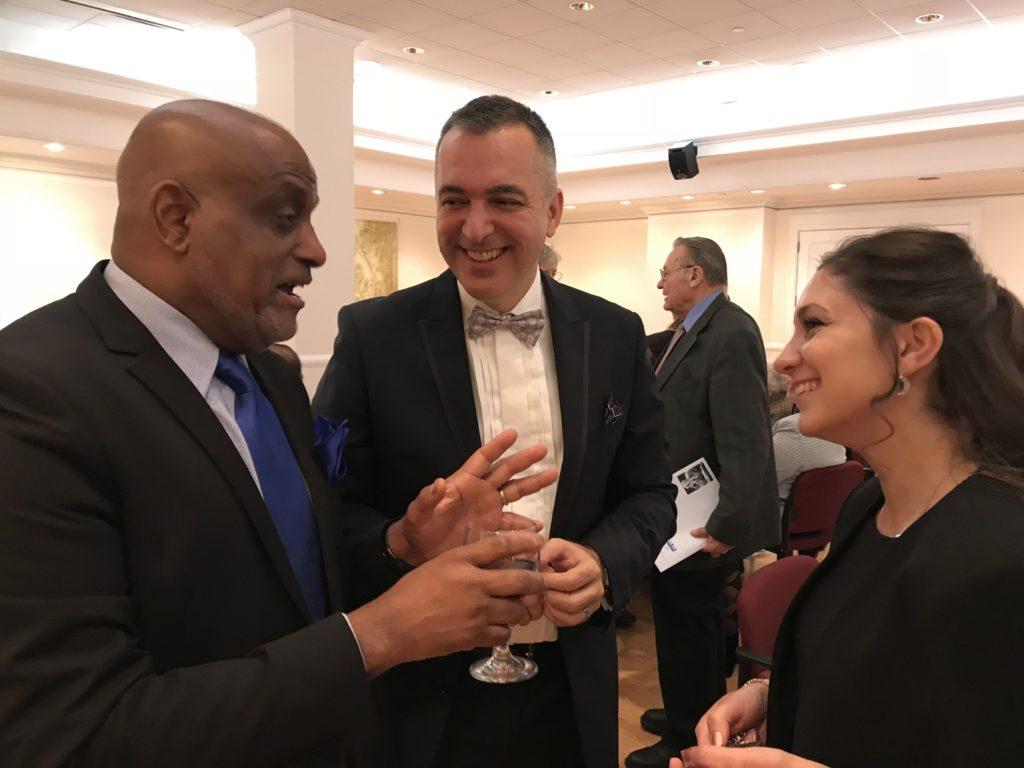 2018 decemberében Dr. Zsarnóczky Martin, aki a vállalkozói tevékenysége mellett a Kodolányi János Egyetem docense is, New Yorkban egy fontos előadást tartott.